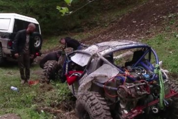 1 Mai însângerat. O tânără din Cluj a murit după ce s-a răsturnat cu un vehicul off-road – VIDEO