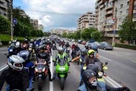 Campanie a motocicliștilor la Cluj-Napoca. Peste 300 de bikeri sunt așteptați să participe