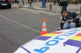 Ultima oră: Accidentat grav de o mașină a poliției, aflată în patrulare