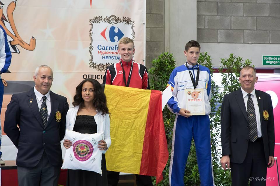 Dorin Panescu bronz Campionat European (1)