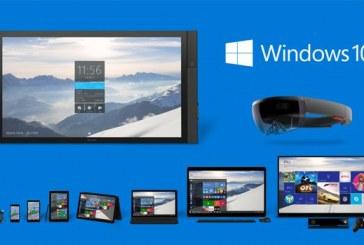 Windows 10 rulează pe 200 de milioane de dispozitive