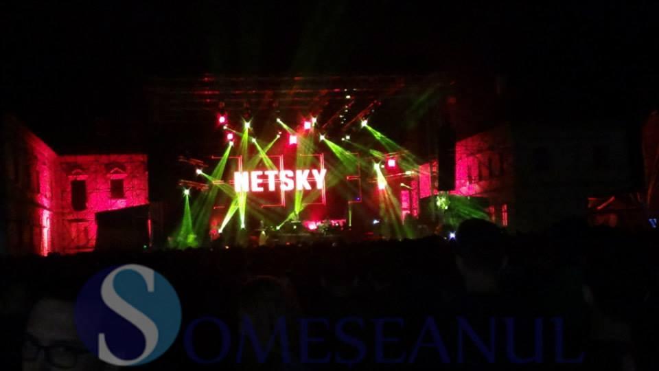 Netsky Electric Castle 2015