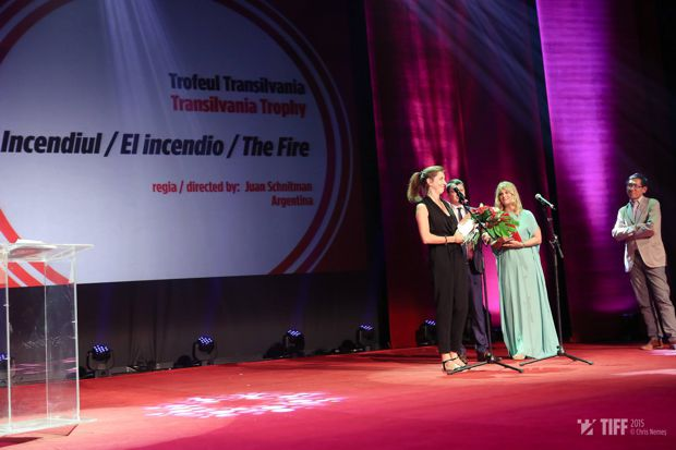 Trofeul Transilvania TIFF 2015