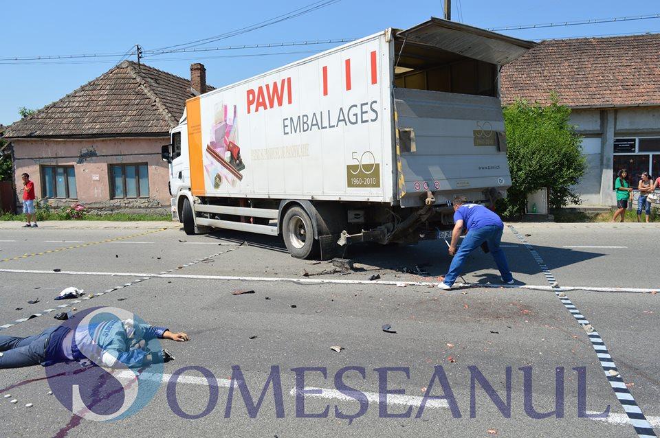 accident mortal iclod motociclist 3