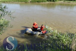 Bărbat înecat în Someș, în zona localității sălăjene Ciocmani