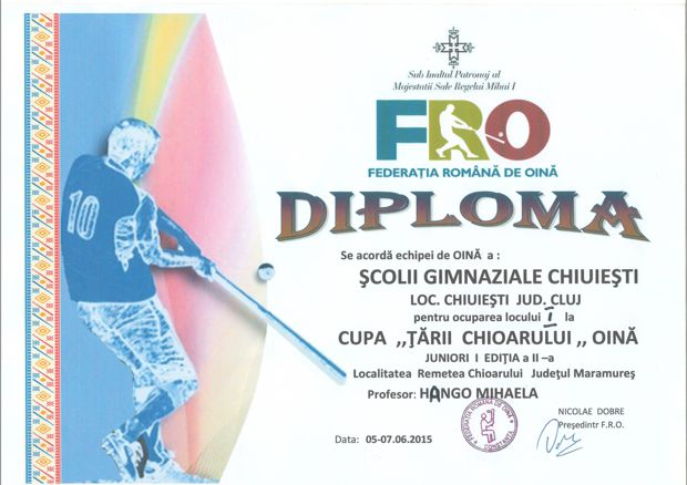diploma 1CHIUIESTIOINA