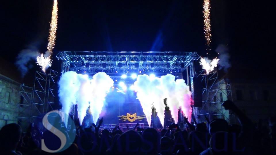 electric castle 2015 DJ Shiver