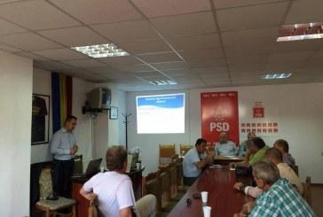 Departamentul de Agricultură și Dezvoltare Rurală a avut vineri la Dej prima ședință
