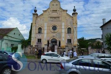 Sinagoga din Gherla și-a deschis joi porțile pentru public – FOTO/VIDEO