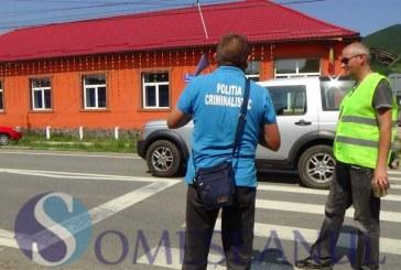 Doi copii de opt ani răniți în accidente rutiere în Sălaj