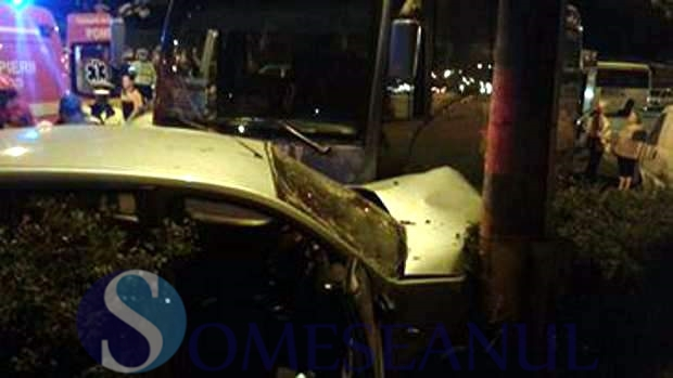 someseanul-accident microbuz cluj