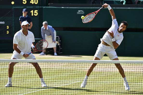 HORIA TECAU  JEAN-JULIEN ROJER  Wimbledon