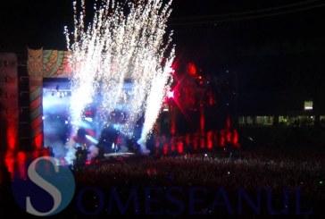 Atmosferă electrizantă în prima zi de Untold Festival. Muzica a zguduit centrul Clujului până târziu în noapte – FOTO/VIDEO