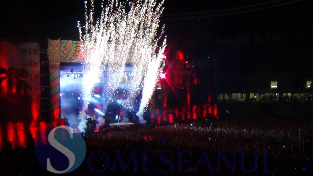 Untold 2017 va avea loc pe Cluj Arena doar după ce vor fi remediate pagubele produse la ediția din 2016