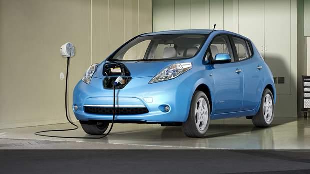 masina electrica-electric car