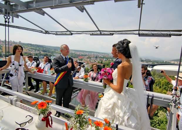 nunta-in-cer