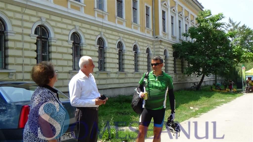 someseanul-Lucian Mindruta si Ciuc Radler Romania Activa la Dej (1)