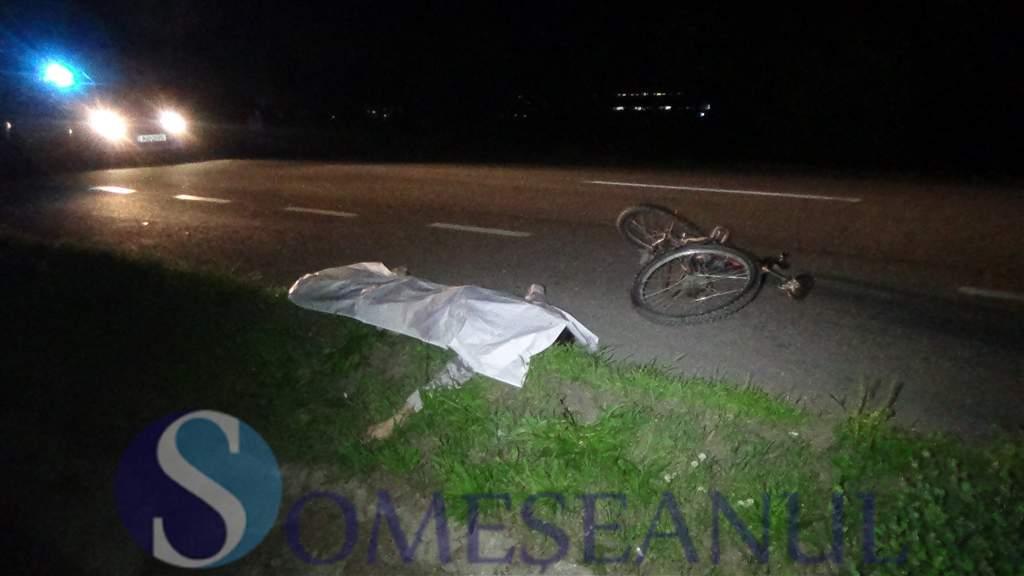 someseanul-biciclist accidentat mortal la Dej (1)