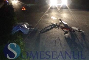 Biciclist accidentat mortal la Sângeorz-Băi