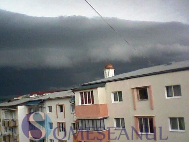 someseanul-meteo innorat ploi furtuni