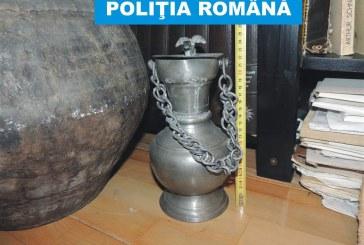 Percheziții în Cluj și Bistrița-Năsăud. 500 de bunuri arheologice ridicate de polițiști