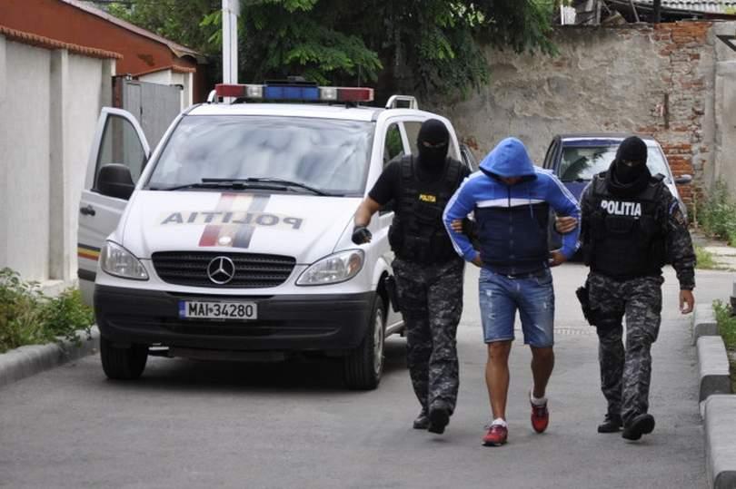 traficant droguri baia mare arestat