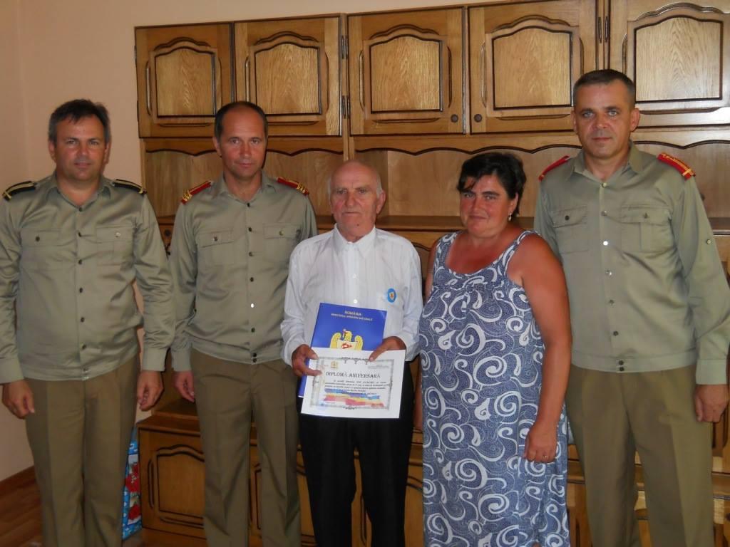 veteran razboi magoaja felicitat de militarii dejeni