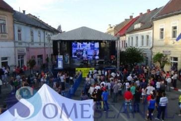 LIVE VIDEO – Zilele Municipiului Dej în direct