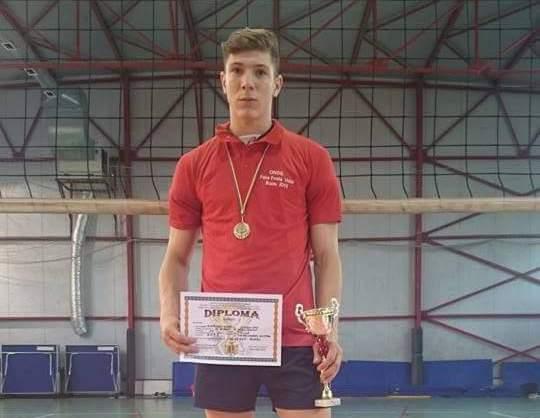 Andrei Mihalescu CSS LAPI Dej