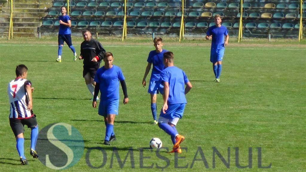 FC Unirea Dej - CFR Dej - amical