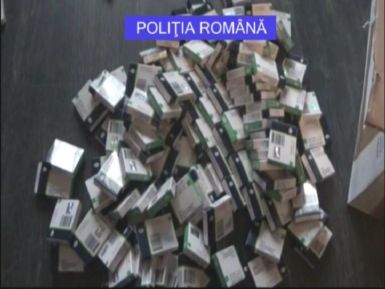 IPJ Cluj_Captura medicamente contrafacute 12.08