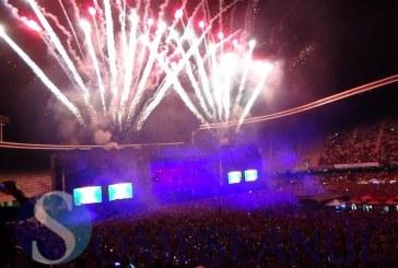 Noapte magică la Untold Festival. Show incendiar, încheiat cu focuri de artificii de Avicii – FOTO/VIDEO