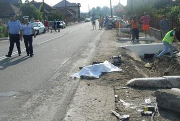 Minor decedat în urma unui accident rutier petrecut în localitatea Repedea