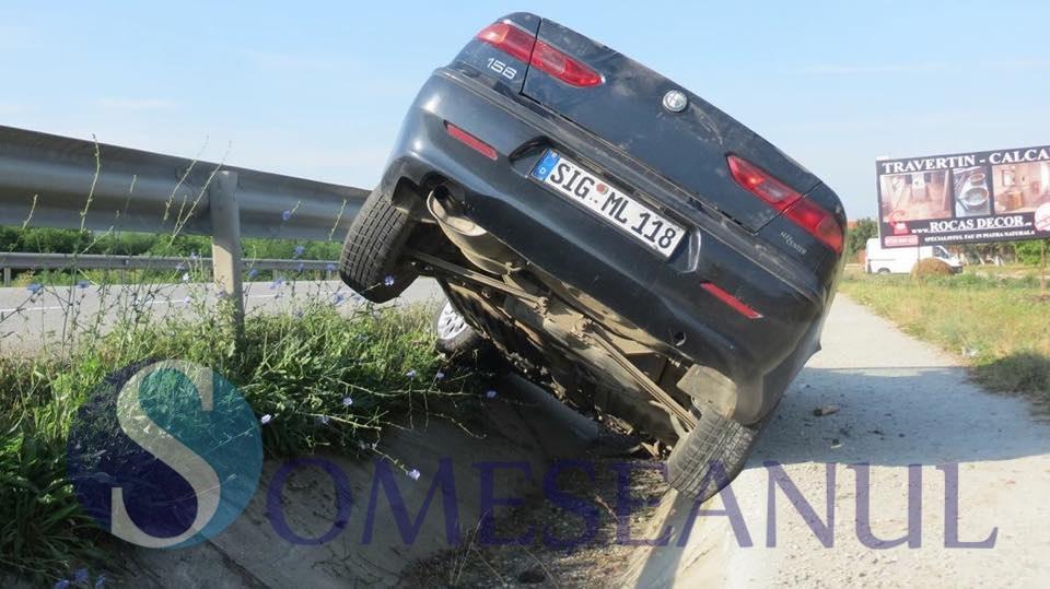 accident rasturnat livada 1