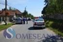 Bărbat din Sic prins de polițiști, băut la volan și cu permisul anulat
