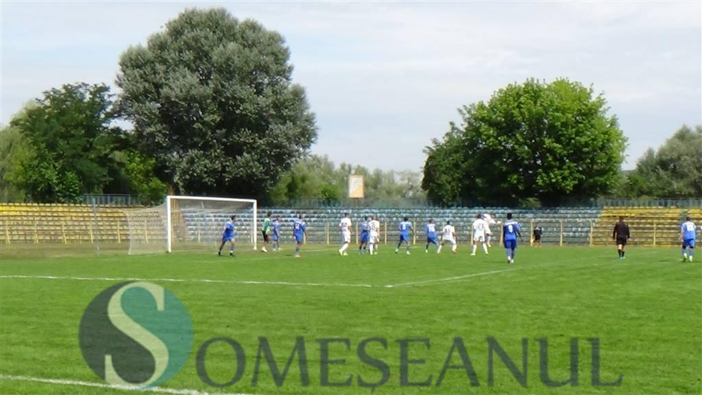 amical FC Unirea Dej - CFR Cluj II