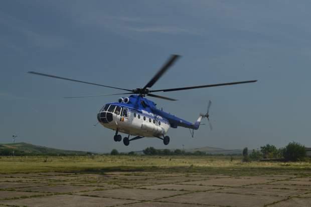 elicopter Aviatie cluj MAI
