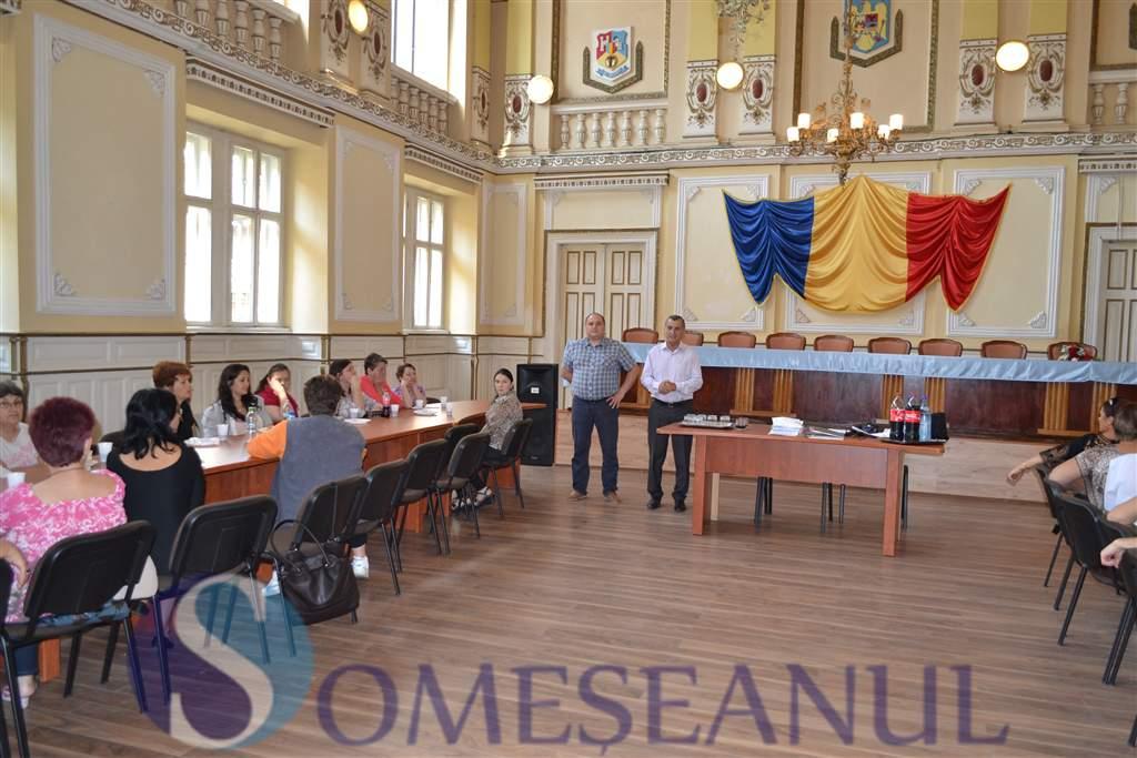 finalizare proiect Sanse egale si respect in Dej (1)