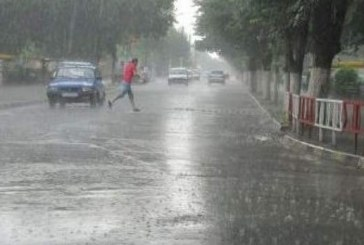 Avertizare hidrologică de tip cod galben pentru județul Cluj. Cod portocaliu în Maramureș