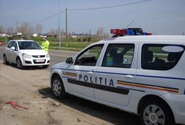 Bărbat din Căpușu Mare depistat în trafic de polițiști, fără permis de conducere