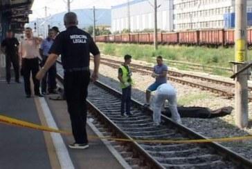 Bărbat accidentat mortal de un tren, în Halta Gârbău