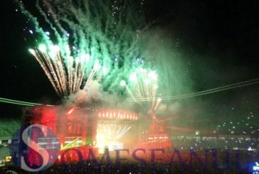 UNTOLD Festival la final. S-a tras cortina peste cel mai impresionant festival al Clujului – FOTO/VIDEO