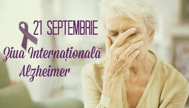 ziua internationala alzheimer