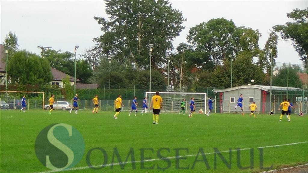 FC Unirea Dej - CS Osorhei