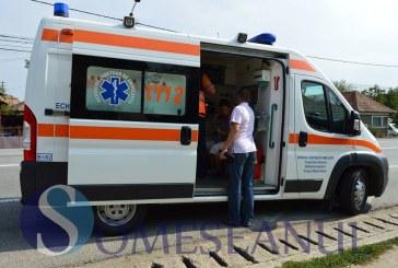 Accident în comuna Cornești. Un bărbat resuscitat de medici după ce căruța în care se afla s-a răsturnat peste el