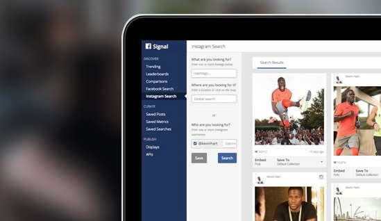 facebook signal