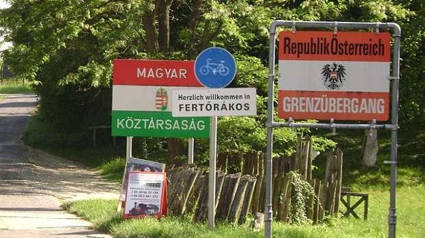 frontiera Austria Ungaria