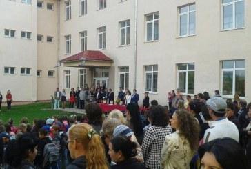 Noul an școlar a început și la Bistrița – FOTO