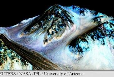 NASA anunță dovezi ale existenței apei în stare lichidă pe Marte – VIDEO