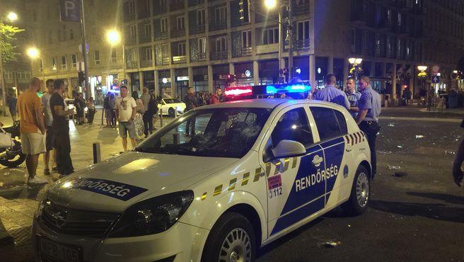 politie budapesta ungaria-romania